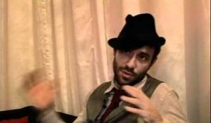 Charlie Winston interview (part 3)