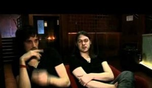 Kasabian interview - Tom Meighan and Sergio Pizzorno (part 4)