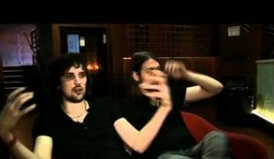 Kasabian interview - Tom Meighan and Sergio Pizzorno (part 2)