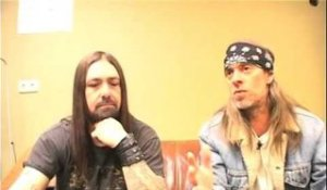 Down interview - Rex Brown and Jimmy Bower 2008 (part 3)