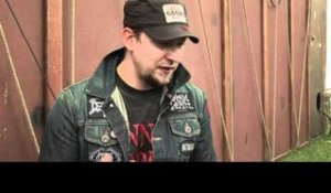 Volbeat interview - Michael Poulsen (part 3)