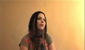 Evanescence interview - Amy Lee (part 2)