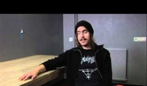 Opeth interview - Mikael Akerfeldt (part 1)