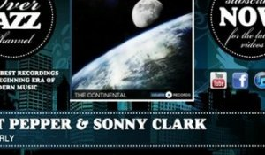 Art Pepper & Sonny Clark - Tenderly (1953)