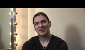 Shinedown interview - Brent Smith (part 5)