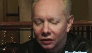 Joe Jackson interview (part 1)
