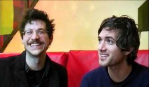 We Are Scientists interview - Keith Murray and Chris Cain (part 2)