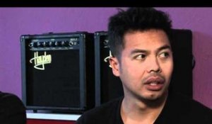 The Temper Trap interview - Dougy Mandagi and Joseph Greer (part 5)