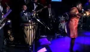 Sharon Jones - 6/13 - When I come home en live sur RTL