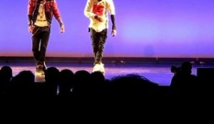 LES TWINS @ Urban Dance Showcase 2012