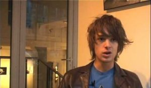 Paolo Nutini 2007 interview (part 2)