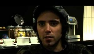 Patrick Watson 2009 interview (part 3)