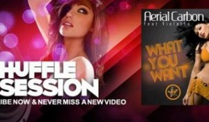 Aerial Carbon - What You Want - Tony Romera & Alan Tremain Remix - feat. Violetta - ShuffleSession