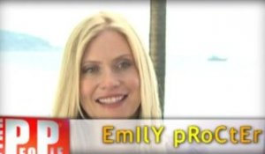 Emily Procter : des Experts à FBI
