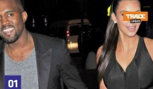 Top Fashion : Kanye West habille Kim Kardashian