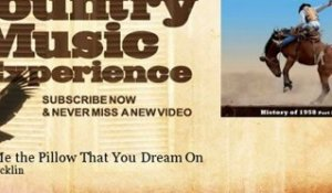 Hank Locklin - Send Me the Pillow That You Dream On - Country Music Experience