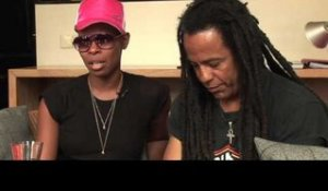 Skunk Anansie 2010 interview - Skin and Cass (part 4)