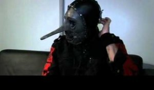 Slipknot 2009 interview - Chris Fehn (part 1)