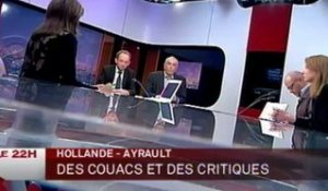 LE 22H,Invité: Bernard Accoyer