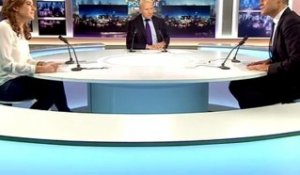 BFM Politique : l'interview de Laurent Wauquiez par Charlotte Chaffanjon du Point