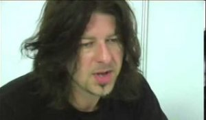 Stone Sour 2006 interview - Jim Root (part 3)