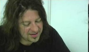 Stone Sour 2006 interview - Jim Root (part 7)
