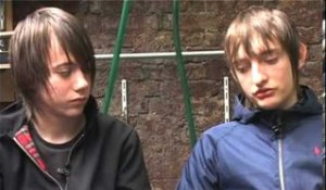 The Enemy 2007 interview - Tom Clarke and Liam Watts (part 3)