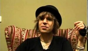 The Dandy Warhols 2008 interview - Peter Holmstrom (part 2)