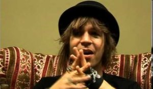 The Dandy Warhols 2008 interview - Peter Holmstrom (part 5)