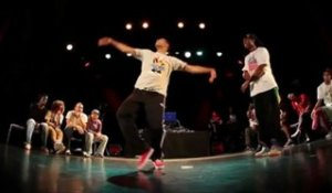 Nelson VS Meech - I Love This Dance All Star Game - 2010