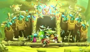 Rayman Legends - Trailer de Lancement Démo