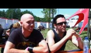The Script 2009 interview - Mark and Glen (part 2)