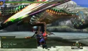 Monster Hunter 3 Ultimate - Bande-annonce #3 - Comic-con 2012