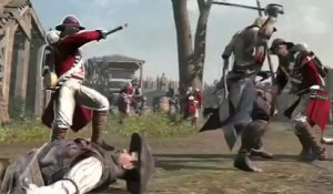 Assassin's Creed 3 - Bande-annonce #23 - Benedict Arnold