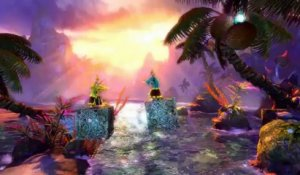 Trine 2 - Bande-annonce #5 - Unlimited Mode