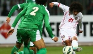 Un but d'anthologie en finale de la Gulf Cup !