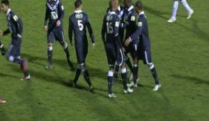 Buts de Moulins-Bordeaux - Coupe de France 2012/2013