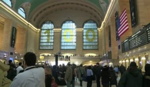 La gare de Grand Central, à New York, fête ses 100 ans