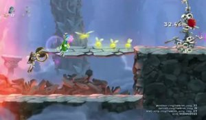 Rayman Legends (WIIU) - Trailer 06 - Challenge Mode