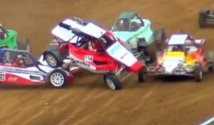 Best of Autocross 2012 - Crash and Girls!