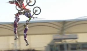 Nitro Circus Live - New Zealand Tour Highlights - 2013
