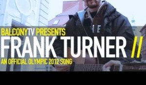 FRANK TURNER -  SAILOR'S BOOTS (BalconyTV)
