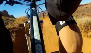 MTB Trail Riding in the Wild West - Buffalo Soldiers - Ep 3
