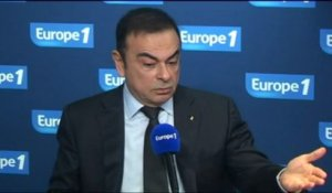 "Ghosn : ""on va être obligé d'embaucher"""