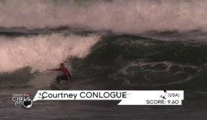 SWATCH GIRLS PRO FRANCE 2013 - Wave of the Day by Adrenaline L'Equipe (Day 5)