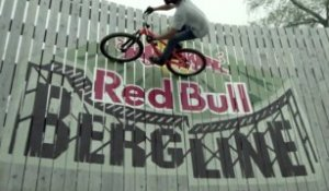 Best MTB Slopestyle Tricks from Red Bull Berg Line 2013