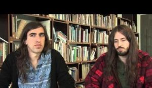 Crystal Fighters interview - Gilbert and Sebastian (part 2)