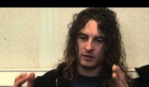 Airbourne interview - Joel O'Keeffe (part 1)