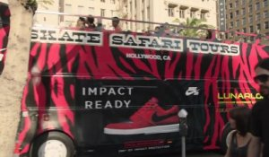 Skate Safari Tours with the Paul Rodriguez 7 from Nike SB - Teaser