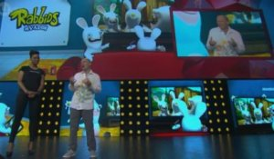 Rabbids Invasion - Gameplay - E3